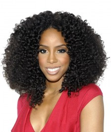 Good Quality Short Bob Afro Kinky Curly Lace Front Wigs Indian Remy Hair On Sale