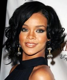 Short Bob Sesy Wavy 7A Indian Virgin Human Hair Lace Wig Glueless  for Black Women Natural Color